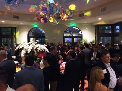 Players from across the commercial real estate brokerage and development sectors in Greater Orlando gathered Thursday night at The Alfond Inn for NAIOP CFL's annual awards gala.