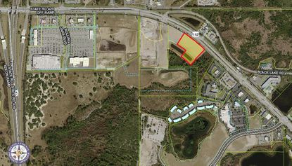 Howard S. Dvorkin, founder and former president of non-profit personal debt advisory firm Consolidated Credit Counseling Services Inc., acquired a 5.15-acre parcel fronting W. U.S. 192 in Kissimmee's tourism corridor on July 27 for $1.5 million, which neighbors the MargaritaVillage project property.