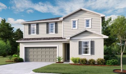 Richmond American's Seasons Collection homes, including this model, the Pearl, with 2,530 square feet and three to five bedrooms, will be offered at the new Leesburg development.