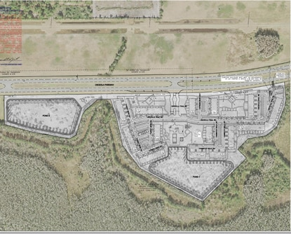 Two luxury apartment developments planned on Kissimmee's Osceola Parkway
