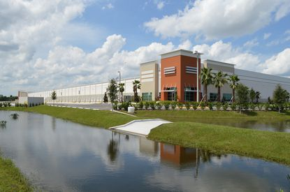 Bent Oak Industrial Park, at 1801 Boice Pond Road, is believed to be the largest speculative industrial development in Orlando, at 483,080 square feet. The building was completed in the second quarter of last year and is 60 percent leased.