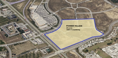 Intram Investments lines up big box retailers for Posner Village on U.S. 27