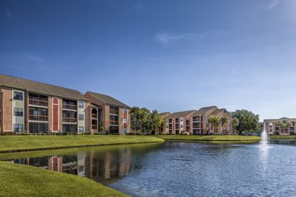 A South Florida investor paid $34.5 million to buy 74 percent of the units in Legacy Parc, a condo conversion community in Kissimmee.