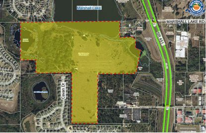 Apopka picks $3.2M bid for lakefront 103 acres, will re-market other public land