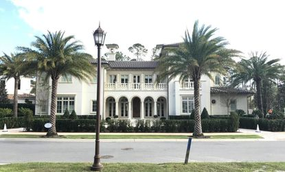 An heiress to the Bacardi estate has purchased a 9,027-square-foot mansion set on four-tenths of an acre in the gated Four Seasons Private Residences subdivision at Golden Oak on the Walt Disney World resort property for $6,899,000, according to Orange County records.