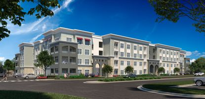 Watermark under contract for multifamily site across from Reunion Village