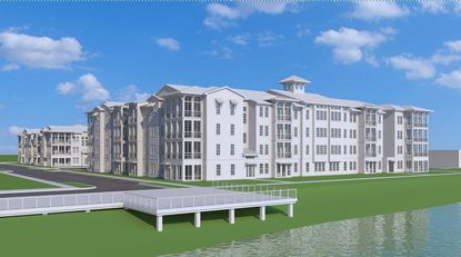 The 385-unit apartment complex will operate under the recently launched Urbon brand, which features smarthome technology and Millennial-driven amenities.