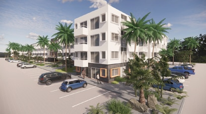 Projects like ADËLON's 225-unit apartment building in Kissimmee, which is mostly studios and one-bedroom units, could save $2 million in school impact fees.