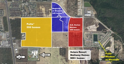 Pulte planning 550-lot subdivision in hot Four Corners market