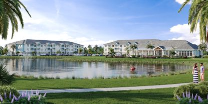 The 312-unit apartment complex will be called Volaris Lake Wilson.