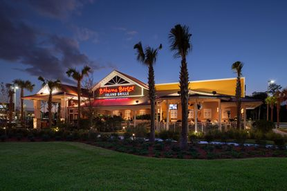 Darden plans to open its sixth Orlando-area Bahama Breeze restaurant in Kissimmee at 1251 W. Osceola Pkwy., next to The Loop.
