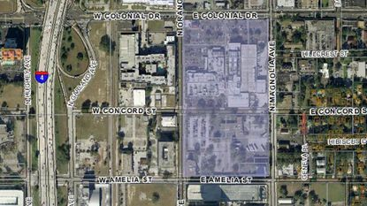 Fort Lauderdale-based developer has LOI for Orlando Sentinel's south lot: source
