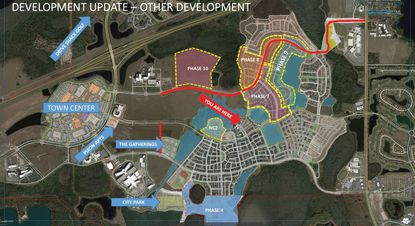 New housing phases, key road extension on tap for Lake Nona's Laureate Park in 2018