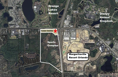 Osceola sports complex developer gets extension for purchase of W192 site