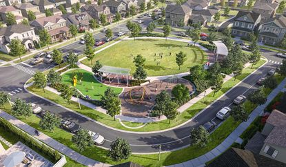 Mattamy Homes has released a limited number of homesites in Celebration Island Village. The official sales opening in early June.