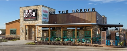 On The Border is the nation's largest full-service Mexican restaurant chain. The company will open its first Orlando-area restaurant on U.S. 192 in Kissimmee.