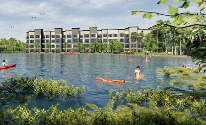 BTI Partners is looking to convert a little more than five acres of land just north of its Grove Resort & Spa into a similar condo-hotel product with up to 160 rooms.