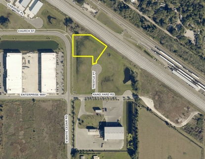 Construction planned for last warehouse in Sanford's Rand Yard Commerce Center