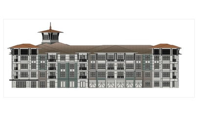 Flournoy Partners secures financing for new Universal Boulevard apartments