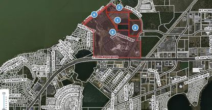 Florida Hospital Waterman seeks approval for a new master plan for its land bank.