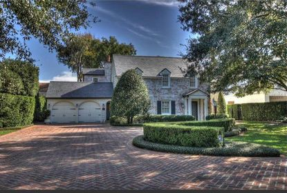 A view of the home on N. Interlachen Avenue in Winter Park recently sold by Judi Holler.