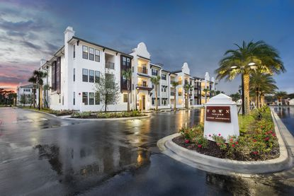 Miami-based Related Group opens first luxury apartment project in Greater Orlando