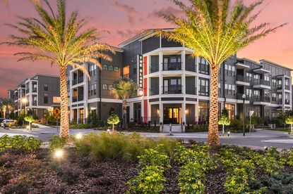A 281-unit multifamily development by Catalyst called The Blake. The Winter Springs community is similar to what the developer is proposing to build at 6575 E. Colonial Drive.