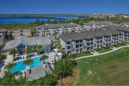 A view of the 315-unit Altis Sand Lake apartments in Dr. Phillips.