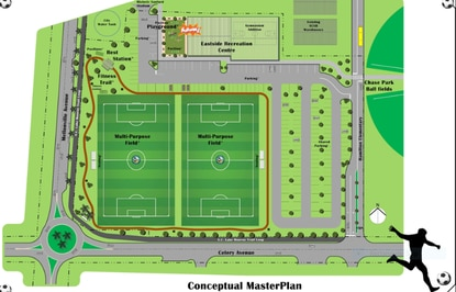Sanford ready to create new east-side rec center on former Seminole school board land
