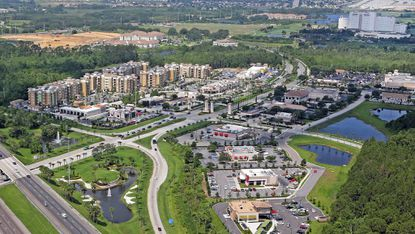 Master developer RIDA has been adding more restaurants and retail offerings to the fast growing ChampionsGate town center at the entrance to the resort community.