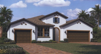 "Lennar will introduce all new home designs, including this ""Venice"" floorplan, for the next phase of Arden Park North in Ocoee."