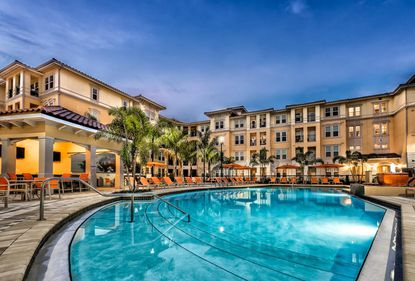 Cortland Partners paid nearly $60 million for the 288-unit, Class A Lugano apartments in Kissimmee's Loop submarket.