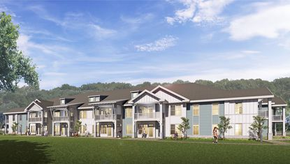 Atlanta-based Penler will build a 288-unit apartment community just north of the Publix and CarMax on S.R. 50 in Clermont.