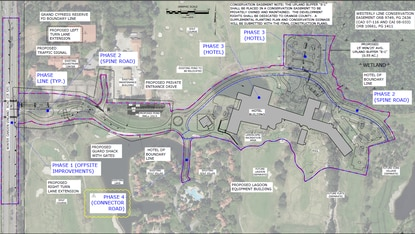 Dart Interests has filed development plans for a new 433-room hotel in the Grand Cypress Resort near Disney.