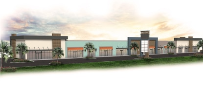 New Four Corners ALDI store highlights retail construction on W192 in Clermont
