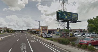 Clear Channel Outdoors acquired the 720-square-foot pole sign site at 5430 N. I-Drive for $1.3 million, located just in front of a Brazil-focused shopping center.