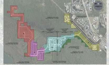 Assemblage owners near I-Drive pursue WMD permit for wetlands & mitigation