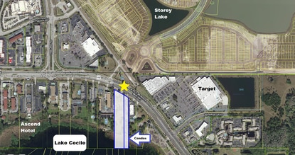 Kissimmee W192 Lake Cecile site eyed for new condo resort community