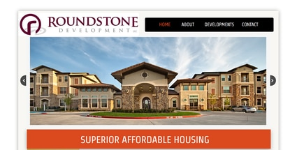 Roundstone Development's goal is to build affordable housing that doesn't look like affordable housing.