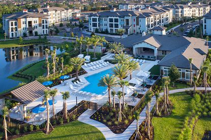 The Bainbridge Company sold this 288-unit apartment complex in the Lake Nona submarket for nearly $74 million.