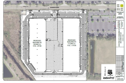 Chicago-based REIT plans more development in Orlando's Center of Commerce industrial park