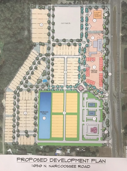 Orlando-based InVenture Group is proposing a mixed-use development with a self-storage facility and full-service car wash on Narcoossee Road.
