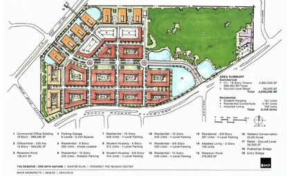 Developer w/Reagan Center land under contract seeks more mixed-use entitlements for evolving master plan