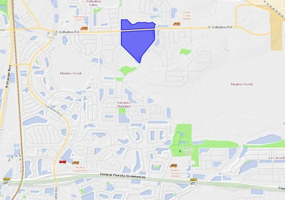 Park Square Homes has filed plans for a townhouse community and a single-family home neighborhood on Wetherbee Road in Sawgrass Plantation.