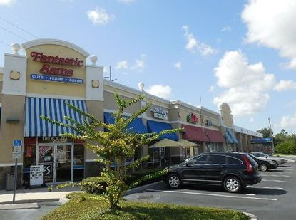 This retail center on S.R. 434 is among the properties that Longwood is bringing attention to through the city's website.