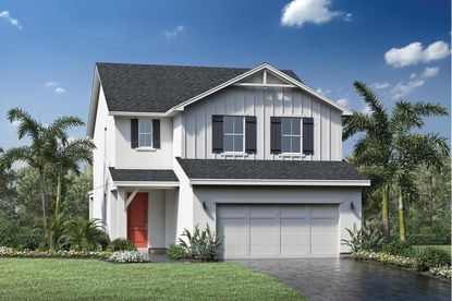 Luxury homebuilder Toll Brothers is introducing a more-affordable line of houses in Parkview Place, a new Seminole County gated community.