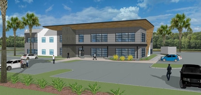 Orlando Neurosurgery will occupy a portion of the 24,000-square-foot medical office building.