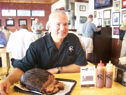 4 Rivers Smokehouse owner John Rivers will open his 12th location on Osceola Parkway.