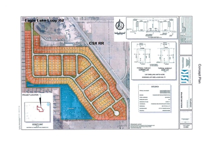 Developers with deep ties to Polk County's citrus industry want to convert a 53-acre orange grove into a 205-lot subdivision.
