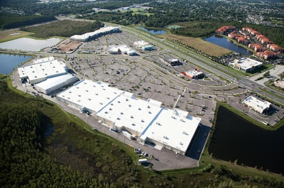 The 8-acre site immediately across from The Crosslands will be home to a new 55,000-square-foot Burlington Coat Factory.